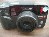 Olympus SuperZoom 3000 Multi AF 35mm Film Camera