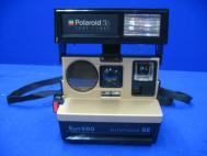 Polaroid Sun 660 Autofocus SE Instant Film Camera