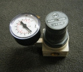 Wika 0-170 PSI 12 BAR Gauge W/Safety Pop Off