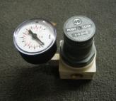 Wika 0-170 PSI 12 BAR Gauge W/Safety Pop Off
