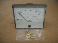Triplett 330-G AC Milliamperes Meter 0-100