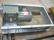 ndustrial Kinetics Unimount 125 Motor .75HP and US Motors Gear Box for Conveyor