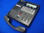 Samsung LCD 24B Keyset Display Office Business Telelphone Phone W/ Handset