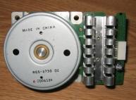 HP Hewlett Packard RG5-3730 Laserjet 4000 Main Motor
