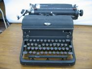 Royal Typewriter Vintage Touch Control