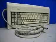 Vintage Zenith Data Systems Keyboards with Green Sliders