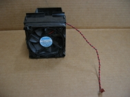 NMB Minebea Case Fan 3610KL-04W-B67 12V .56A Assembly