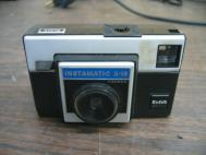 Kodak Instamatic X-15 Vintage 126 Film Camera
