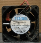 NMB 12V .16A Computer Case Fan 2410ML-04W-B20 60mm