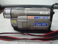 JVC GR-SXM235U 400X Digital Zoom S-VHS-C Camcorder