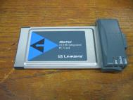 LINKSYS Etherfast 10/100 Intergrated PC Card PCM100