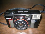 Olympus Quick Shooter Auto Focus 35mm Film Camera