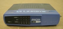 Linksys EtherFast 10/100 5-Port Switch EZXS55W v2.0
