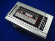 Sanyo M-G31 Vintage AM/FM/Cassette Portable Player