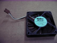 Nidec Beta SL H35017-58CQ 12V .43A DC Brushless Fan