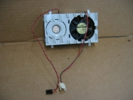 Adda AD0812MB-A70GL 12V .15A DC Brushless Fan Assembly