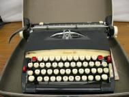 Sears Forecast 12 Vintage Typewriter
