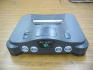 Nintendo Control Deck N64 Gaming Console System NUS-001