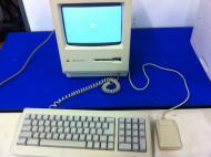 Apple Macintosh Plus Vintage Desktop Computer 1MB RAM M0001A Mac Plus