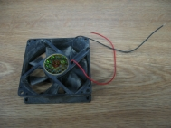 CPU Fan 8025SM 12V .14A DC Brushless CPU Fan