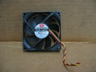 Superred CHA8012ABS-MA 12V .09A DC Brushless Fan
