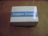 AT-Tech CM21 Copper Cooler Heatsink + Fan