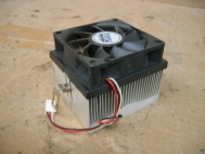 AVC AMD Socket 754 Aluminum Heatsink