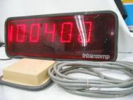 Intercomp Remote Display, S400, 6-digit INT-100015