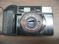 Canon Sure Shot 38mm 1:2.8 Film Camera With Strap