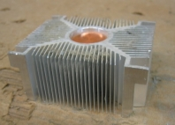 Heatsink with Copper Core 3.25