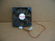 Evercool EC12025M12B 12VDC .28A Brushless CPU Fan