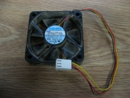 NMB 2406GL-04W-B59 Brushless Fan 12V DC .26A