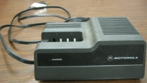 Motorola Radio Battery Charger NTN4635A