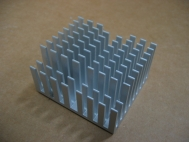 Gateway 2512240 Aluminum Heatsink 2.375