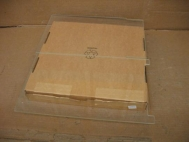 Lot of 2 Perkin Elmer Glass Plates 401840-IB 401839-1B