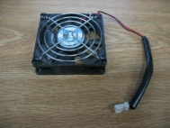 NMB 3108NL-04W-B20 Computer Fan 12VDC 0.14A Assembly