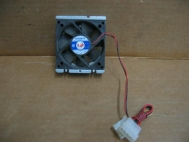 Life Co. 8025M 12 DC Brushless Fan 12VDC 0.13A