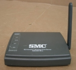 SMC Wireless EZ Connect Print Server SMC2621W-U