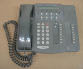 Lucent 6416D+ Business Terminal Display Telephone Grey
