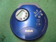 RCA Portable CD Player w/ FM Radio ESP Extreme