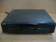 Sony CDP-C250Z Compact Disc Player 5 Disc Changer