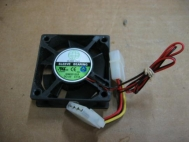 Globe Fan S0602012LB 12V DC .11A Brushless Fan