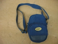 Canon Blue Shoulder Strap Camera Bag