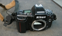 Nikon N90 35mm Film Camera Body
