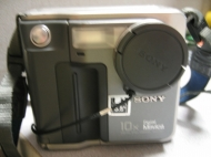 Sony Mavica Digital Camera MVC-FD7