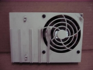 Minebea 3610KL-04W-B40 12V .28A Brushless Fan Assembly