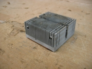 AMD Athlon Heatsink w/ Copper Plate 1.25