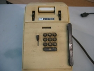 Victor Adding Machine 215A