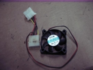 AtRFLO D5010S12LV DC 12V 0.06A DC Brushless Fan