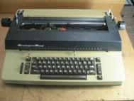 Remington Rand Model 101 Electric Typewriter